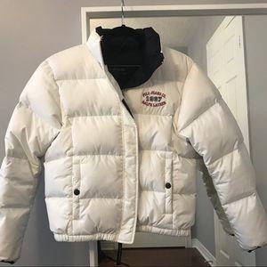 Polo Ralph Lauren Down Filled White Puffer Jacket